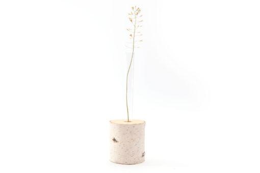 Blumenvasenhalter Birke